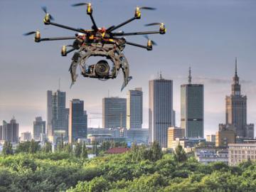 dron-nad-miastem